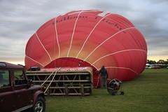 Virgin Hot Air Balloon (Stu.G) Tags: hot ride air balloon august virgin hotairballoon 7th racecourse ballooning warwickshire stratford stratforduponavon hotairballooning 2015 stratfordracecourse august2015 7aug15 7thaugust2015 virginhotairballoonride