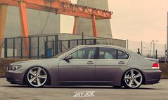 BMW 7 (JAYJOE.MEDIA) Tags: low 7 bmw static lower lowered stance lowlife stanced