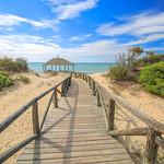 """Senderos de playa, Rota (Cádiz <a style=""""margin-left:10px; font-size:0.8em;"""" href=""""http://www.flickr.com/photos/127607003@N02/23662790312/"""" target=""""_blank"""">@flickr</a>"""
