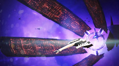 Normandy sr2 (vladimirilyukhin) Tags: me mass effect 3 lego garrus shepard space galaxy game