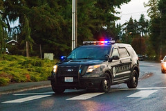 Lynnwood Police Department K-9 Unit 2015 Ford Police Interceptor Utility SUV (andrewkim101) Tags: lynnwood police department k9 unit 2015 ford interceptor utility suv snohomish county wa washington state