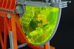 Altura 2nd (04) (F@bz) Tags: lego moc sf starfighter spaceship brickseparator orange space scifi