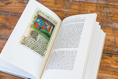 The Hundred Years War (Markus Jaaske) Tags: thehundredyearswar book history historical productphoto productphotography art paintings illustrations leaves pages