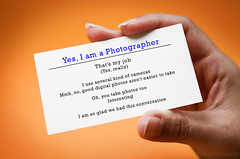 Photographer Business Card (Filippo Venturi) Tags: photographer business card
