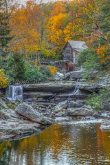 345-16677345 (wbrook13) Tags: babcockstatepark clifftop fayettecounty gladecreek gladecreekgristmill westvirginia gristmill mill