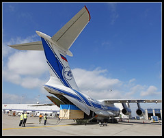 RA-76952 Volga-Dnepr Ilyushin Il-76TD-90VD-18 (Tom Podolec) Tags: this image may be used any way without prior permission  all rights reserved 2015news46mississaugaontariocanadatorontopearsoninternationalairporttorontopearson