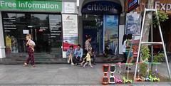 Sidewalk chillin' (program monkey) Tags: resting chilling vietnam hanoi oldquarter sidewalk nap