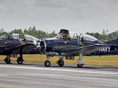 T28 Trojan - Stuart Air Show 2016 (Ennio Fratini) Tags: florida stuart t28trojan usa airshow aircraft airplane