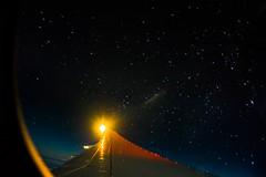DSC_6282 (sergeysemendyaev) Tags: 2016 риодежанейро рио бразилия всамолете крыло полет riodejaneiro rio brazil intheplane flight wing illuminator иллюминатор небо sky nightsky ночноенебо ночь stars звезды звездноенебо fullofstars beautiful chill calm serenity спокойствие