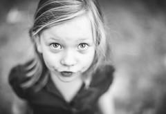 Dream State - Jason Bihler Photography (Jason Bihler Photography) Tags: blackandwhite 50mm 12 canon teamcanon girl bokeh outdoors eyes monochrome 5dmarkiii portrait naturallight kid stare