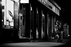 Love in the city Poprad (dalibor.papcun) Tags: love kiss people two citylife life night poprad streetphoto stphotography nikon50f18 feeling emotions