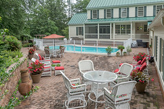 Out in Powhatan (TAWilsonPhotography) Tags: exposurefusion powhatan realestatephotography tawilsonphotography pool exterior patio