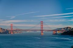 Golden Gate Bridge (Chris J Russell) Tags: landmark bridge goldengatebridge goldengate sanfrancisco california unitedstates us