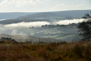 Misty day on the North York Moors