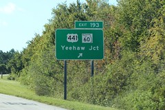 You know you are in the South when.... (jmaxtours) Tags: yeehawjct yeehawjunction florida