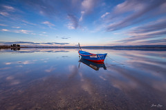 The Boat (joao.diasfilipe) Tags: canon 5diii canon 5d mark iii filter lee nd grad sunset joao dias photography landscape 1635