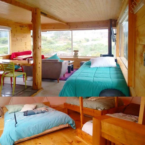 Travell #safe #economical and with #bestlocations in#chile @The sirena insolente #hostelpichilemu #brandnew rooms www.tpihostels.cl