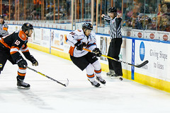 "Missouri Mavericks vs. Ft. Wayne Komets, November 12, 2016, Silverstein Eye Centers Arena, Independence, Missouri.  Photo: John Howe/ Howe Creative Photography • <a style=""font-size:0.8em;"" href=""http://www.flickr.com/photos/134016632@N02/30869274392/"" target=""_blank"">View on Flickr</a>"