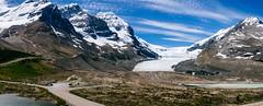 Columbia Icefield (Roa!) Tags: jasper national park ab canada columbia icefield glacier