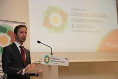 Teresa Morais nas Jornadas Consolidação, Crescimento e Coesão em Setúbal
