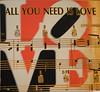 All You Need Is Love (Karen McQuilkin) Tags: sheetmusic love macromondays beatles allyouneedislove