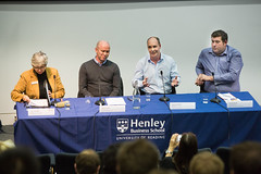 The Changing Landscape of the Brewing Industry (Henley Business School) Tags: brewery brewing centre education hbs henleybusinessschool icma keynotelecture lecture universityofreading uor whiteknights engaging business