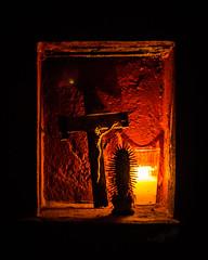 Da de muertos I (Valo Alvarez) Tags: dia de muertos mexico tradicin mexican vela candel candels light luz vida muerte death life tradition costumbres mexicana canon night lights bokeh