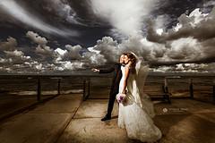 La tempesta perfetta (Lo_straniero) Tags: matrimonio artistico weddingfineart younesstaouil wwwyounesstaouilcom