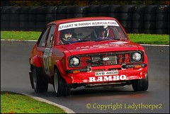 NHMC Cadwell Stages Rally 2016 _0016_20-11-2016 (ladythorpe2) Tags: north humberside mc cadwell stages rally 2016 20th november stuart ranby ian bass dukeriesbolton motor clubs ford escort mk ii rambo