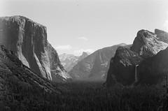 Channeling Ansel (jbrighamphotography) Tags: nikkormat ft2 nikon nikkor kodak trix yosemite nationalpark elcapitan halfdome yosemitevalley landscape 400tx tunnelview