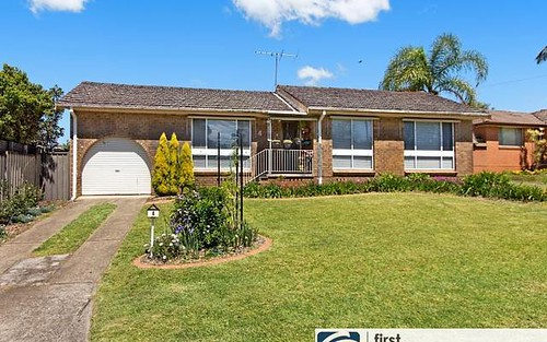 4 Carlyle Crescent, Cambridge Gardens NSW 2747