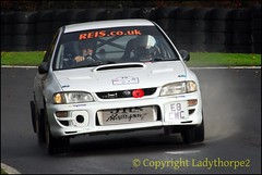 NHMC Cadwell Stages Rally 2016 _0017_20-11-2016 (ladythorpe2) Tags: north humberside mc cadwell stages rally 2016 20th november dave roberts owen blmcc subaru sti