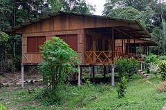 Domki dla gości w ośrodku Monte Amazonico Lodge | Lodges in Monte Amazonico Lodge