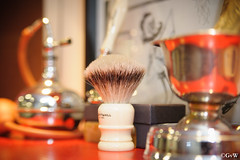 at the barber shop (GuitarGeert) Tags: nikon d700 tamron2875 sb900 kapper kapsalon hairdresser barber shop