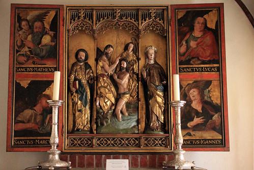 "In der Nikolaikirche (18) • <a style=""font-size:0.8em;"" href=""http://www.flickr.com/photos/69570948@N04/31239726251/"" target=""_blank"">View on Flickr</a>"