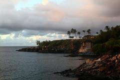 Napili Bay (ClaireAn_87) Tags: maui hawaii bay beach nature canon canon550d photography travel clouds ocean views viajar viajes america unitedstates eeuu usa estadosunidos island isla playa baha ocano ocanoatlntico paisaje landscape paradise holidays vacation