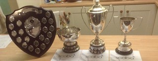 2014 - scaba Spring contest 2nd Section Trophy Haul