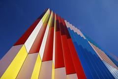 - Colourful - (Jacqueline ter Haar) Tags: einkaufscenter mira nordheide münchen colours colourful building explore wow kleuren