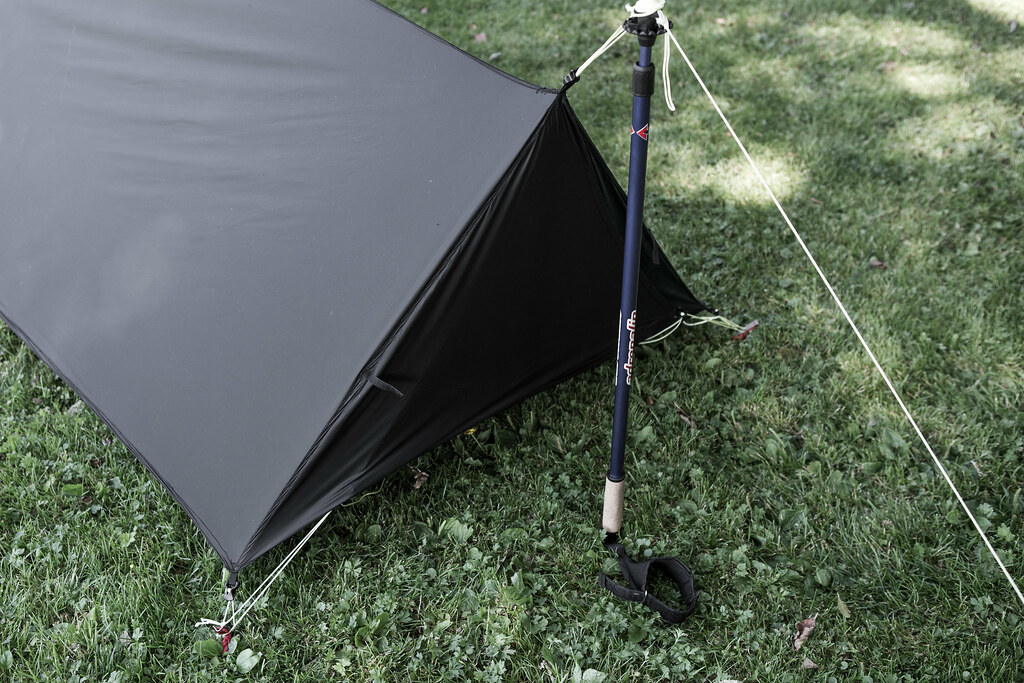 Tarp tent (H&us Jageland) Tags diy outdoor hiking tent ultralight tarp myog silnylon & The Worldu0027s most recently posted photos of myog and tent - Flickr ...