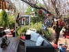 Garden Seats (Felicia Change) Tags: shopping southafrica explore shops antiques parys