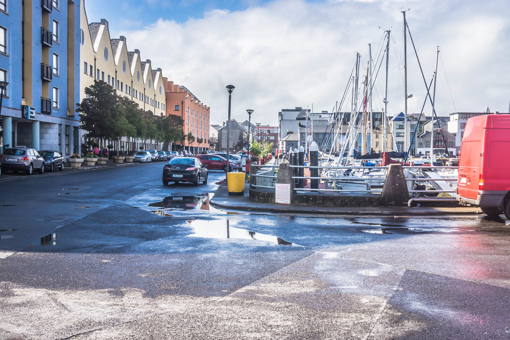 GALWAY HARBOUR AND DOCKLANDS [AUGUST 2015] REF-107511