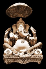 India - West Bengal - Ghum - Marwari Thakurbari Krishna Temple - Ganesha - 4 (asienman) Tags: india temple ganesha goddess krishna hindu darjeeling westbengal ghum hindudeities asienman asienmanphotography asienmanphotoart