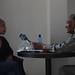 Abelone Melese, UNICEF National Ambasador to Ethiopia, holds interview with Deutsche Welle Journalist - Getachew