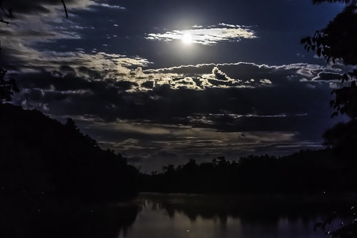 Night on the lake-1