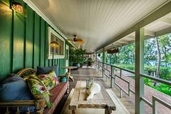 Дом Нила Янга на Гавайях