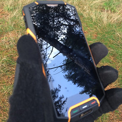 Smartphone Friendly Gloves (Photo: ExtremeSmartphone on Flickr)