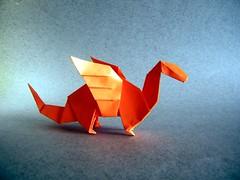 Dragon - Edwin Corrie (Rui.Roda) Tags: origami dragon papiroflexia corrie edwin drago papierfalten