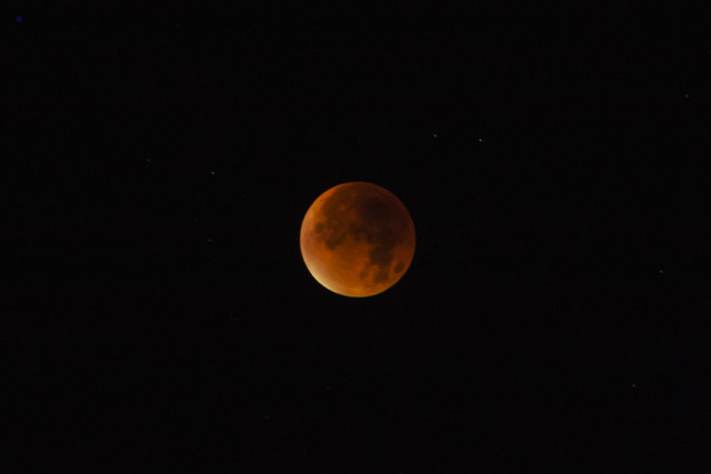 super full blood moon eclipse