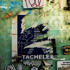ROTELLA 2 (fabioomero) Tags: berlin collage kunsthaus nouveau tacheles domenico mimmo azimuth dcollage ralisme rotella