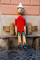 Pinocchio, (photo.tomek) Tags: italy roma pinocchio pinokio rzym